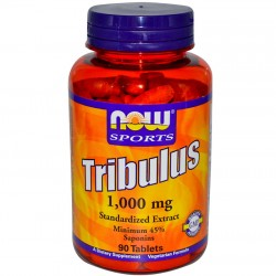 Now FoodsTribulus 1000 mg 90Tabs