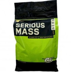 Optimum Nutrition Serious Mass 5543 gr chocolate