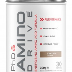 PhD Amino Drive 300gr Fruit Punch