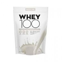 BODYLAB Whey 100 1kg Strawberry
