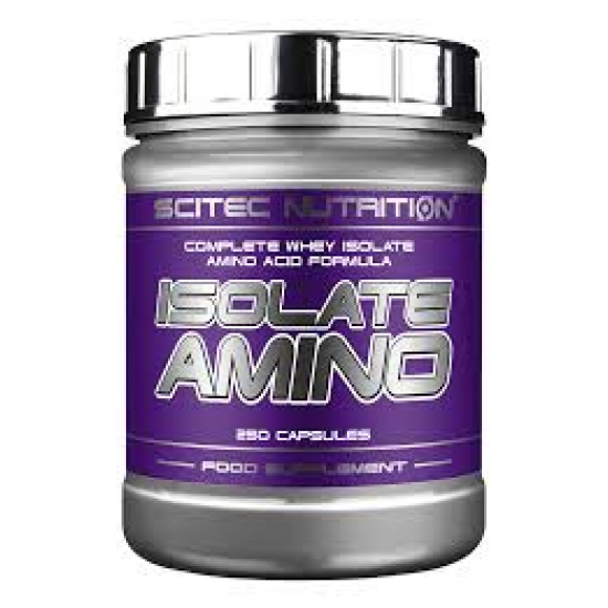 Scitec Nutrition isolate amino 1000caps-