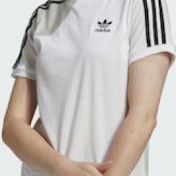 Adidas Adicolor Classics 3-Stripes White-GN2913